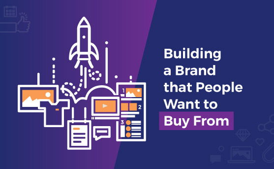 Free PDF: Building a Brand that People Want to Buy From, for small business