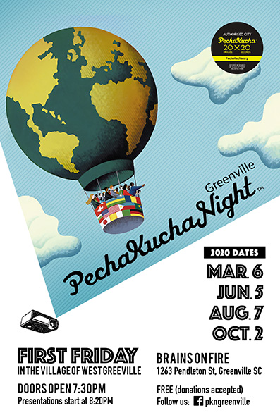 PechaKucha Night Greenville