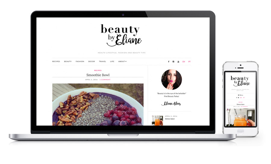 Beauty by Eliane - Personal Blog Eliane Alves