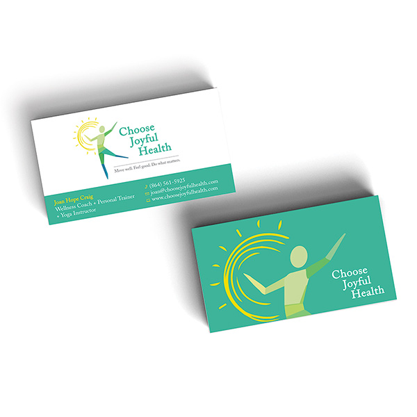 Choose Joyful Health - Stationary