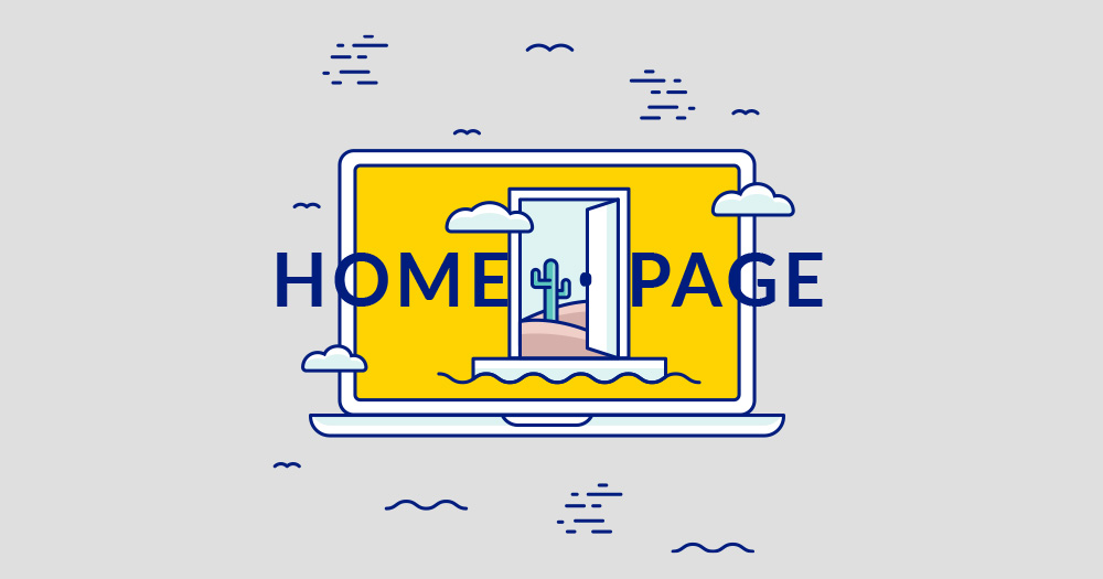 Tips for Creating the Perfect Homepage