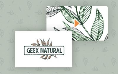 Geek Natural Branding
